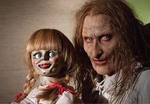 Cerita Mengerikan Soal Boneka Asli Annabelle Creation Showbiz Liputan6 Com
