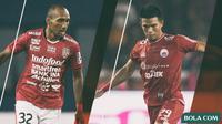 Trivia - Pemain Pelanggan Hukuman Kartu Merah di Kasta Elite Indonesia (Bola.com/Adreanus Titus)