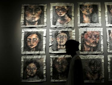 Mengenang 20 Tahun Reformasi Lewat Karya Seni Rupa