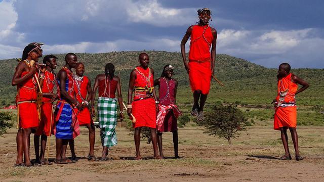 Graham Pendrill - Suku Masai 4