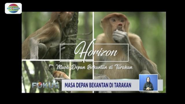Pemkot Tarakan, Kalimantan Utara, dirikan kawasan hutan konservasi untuk melestarikan populasi bekantan yang kian turun.