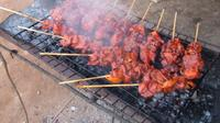 Makanan yang dibakar mengandung tiga bahan kimia berbahaya