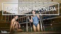 Tim Renang Indonesia (Bola.com/Adreanus Titus)