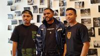 Loko merupakan grup vokal dari Indonesia Timur yang beranggotakan Rhovie Madeten, Billy Wino Talahu dan Julians Latuheru (ist)