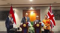 Indonesia dan Inggris kerja sama di bidang keamanan siber. (Foto: Merdeka.com)