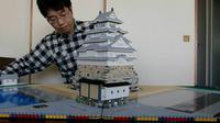 Dengan daya cipta yang luar biasa, mainan Lego bisa menjadi karya seni yang mengagumkan.
