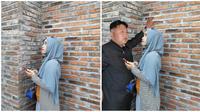 Editan Foto Saat Bertatapan Dengan Oppa Korea Ini Bikin Tepuk Jidat (sumber:Twitter/@tanya2rl dan @WSetyorini2)