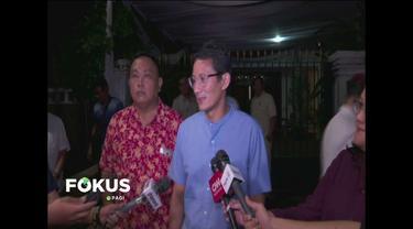Jelang sidang gugatan sengketa Pilpres 2019, Sandiaga Uno minta pendukung tak datangi Mahkamah Konstitusi.