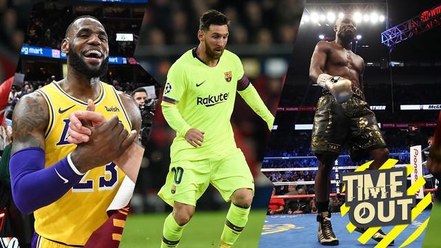 Berita video time out yang membahas 10 atlet terkaya di dunia tahun 2018, siapa saja mereka?