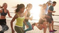 Olahraga rutin untuk turunkan berat badan. (iStockphoto)