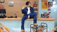 Jungkook BTS. (dok.Instagram @bts.jungkook/https://www.instagram.com/p/CEkSVnFj8UP/Henry)