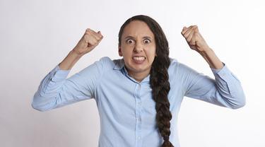 Ilustrasi orangtua marah