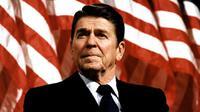 Presiden ke-40 AS Ronald Reagan (Huffington Post)