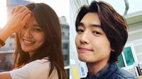 Sooyoung SNSD dan Jung Kyung Ho (Instagram/jstar_allallj - sooyoungchoi , foto oleh: JDZ Chung/jdzcity)