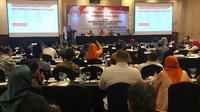 Anggota DPD RI terpilih periode 2019-2024 mengikuti orientasi di Jakarta. (Istimewa)