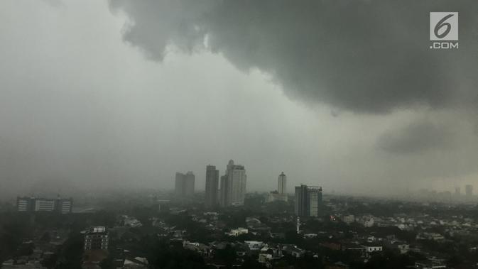 BMKG Sebut Wilayah Ini Berpotensi Hujan Lebat hingga Besok - News Liputan6.com