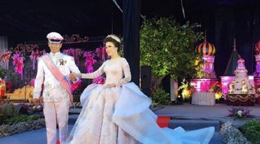 Intip Gaun Pernikahan Karya Desainer Indonesia yang Indah