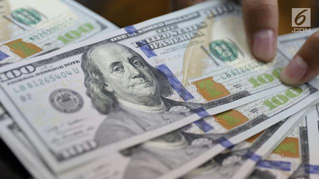 Pelemahan Rupiah terhadap Dolar AS