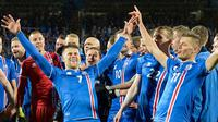 Timnas Islandia (AFP)