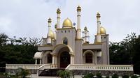 Masjid di tengah hutan Gowa (Fauzan/Liputan6.com)