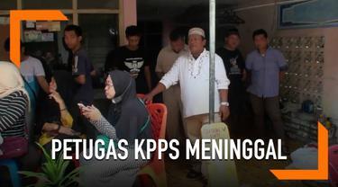 Jumlah anggota Kelompok Penyelenggara Pemungutan Suara (KPPS) terus bertambah. Hingga hari Senin (29/4) tercatat 296 orang petugas KPPS meninggal, lebih dari dua ribu petugas lainnya masih dirawat karena sakit.
