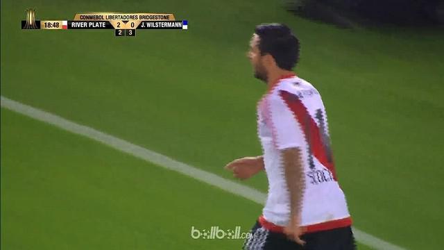 Berita video River Plate melakukan comeback sensasional 8-0 atas Jorge Wilstermann di Copa Libertadores. This video presented by BallBall.