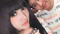 Atta Halilintar Tanpa Kacamata dan Bandana (Sumber: Instagram//ashgreyz)