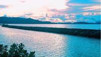 Pantai Ulee Lheue di Banda Aceh yang sempat terkena tsunami pada 2004. (dok.Instagram @ash_bharlly/https://www.instagram.com/p/Bdo4c7TnLuu/Henry
