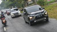 Perjalanan di Yogyakarta dalam Xpander Media Touring (Mitsubishi)
