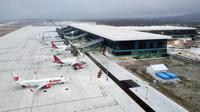 Bandara Internasional Yogyakarta (YIA). (dok. Instagram @bandarayogyakarta/https://www.instagram.com/p/B57izI_g6u8//Tri Ayu Lutfiani)