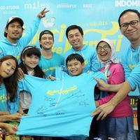 Film Kulari ke Pantai dibintangi Ibnu Jamil. (Deki Prayoga/Bintang.com)