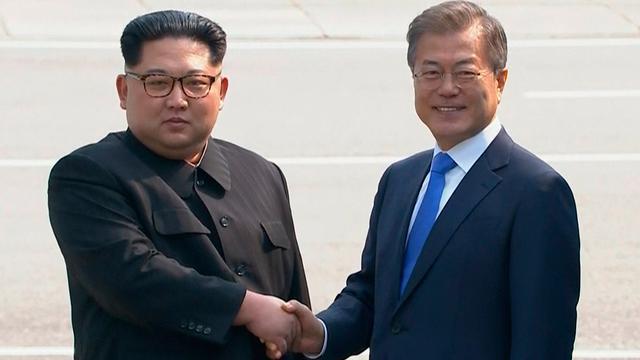 Kim Jong Un Korea Utara Dan Korea Selatan Harus Hidup Dalam