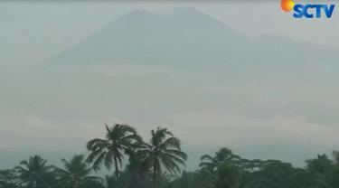 Meski sudah memasuki fase awal menuju erupsi magmatis, BPPTKG Yogyakarta belum akan menaikkan lagi status merapi.