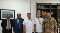 PT Indra Karya (Persero) menjalin kerjasama dengan BUMN India, Wapcos Limited, dalam proyek pembangunan sistem irigasi Wadaslintang di Kebumen-Jawa Tengah. Dok