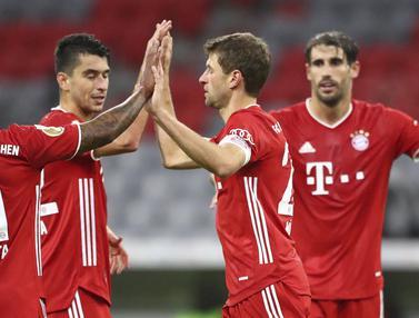 Bayern Munchen Menang Mudah di Laga Perdana DFB Pokal