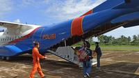 BNPB salurkan bantuan pada korban bencana banjir bandang, tanah longsor, dan gelombang pasang di Nusa Tenggara Timur (NTT). (Istimewa)