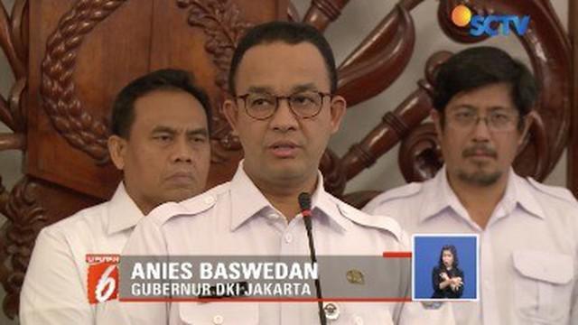 Pemprov DKI Jakarta hentikan pengerjaan 13 pulau reklamasi yang belum dibangun. Sedangkan empat pulau yang sudah selesai pengerjaannya akan dikelola untuk kepentingan publik.