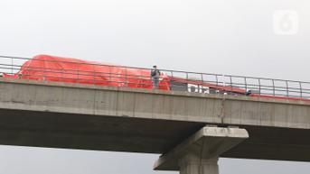 Adhi Karya Dalami Tabrakan LRT Jabodebek