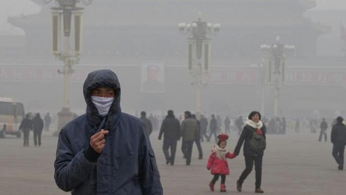 Studi: Gas CFC Penyedot Lapisan Ozon Banyak Berasal Dari China Timur