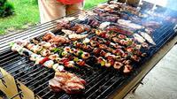 Pengelola taman di Adelaide menyiapkan fasilitas barbekyu gratis untuk warganya