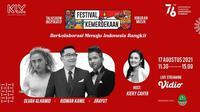 Festival Kemerdekaan Berkolaborasi Menuju Indonesia Bangkit (dok.Kapan Lagi Youniverse (KLY))