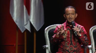 Panel V Rakornas Indonesia Maju