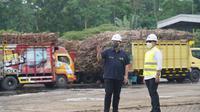 Menteri BUMN Erick Thohir melakukan kunjungan kerja ke Banyuwangi, Jawa Timur, Minggu (19/9/2021). (Dok Kementerian BUMN)