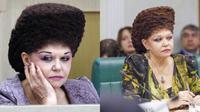 Penampilan Valentina yang jadi perhatian warga net. © wikipedia