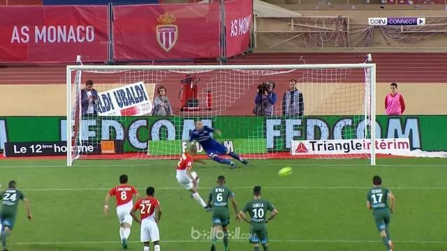 Monaco menorehkan kemenangan penting saat menaklukkan St Etienne 1-0 demi menjaga jarak dua poin dari Lyon dalam perebutan tempat ...