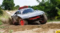 Audi RS Q e-Tron bakal unjuk gigi di ajang Reli Dakar. (Carscoops)