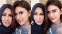 Syahnaz Sadiqah dan ibu, Amy Qanita (Instagram)