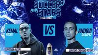 Soccer Stars Challenge 2.0 powered by Rexona Men.