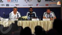 Jose Mourinho sendiri mengakui The Blues mengalami kelelahan setelah menjalani tur di Thailand dan Malaysia,  Namun mereka tetap akan menampilkan permainan terbaik bagi para fans setia Chelsea di Indonesia.  (Liputan6.com/Helmi Fithriansyah)