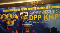 KNPI Siap Kawal Pelantikan Presiden 20 Oktober